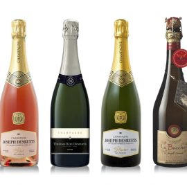 ? Xmas Champagne Deals at My Little France!!! ?